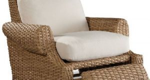 wicker chair repair recliner lounge chair