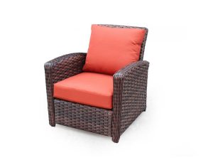 wicker lounge chair sr zm