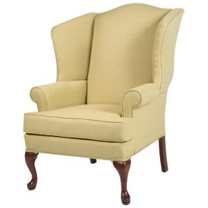 wing back chair comfort pointe erin wing back chair