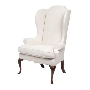 wing back chair xxx