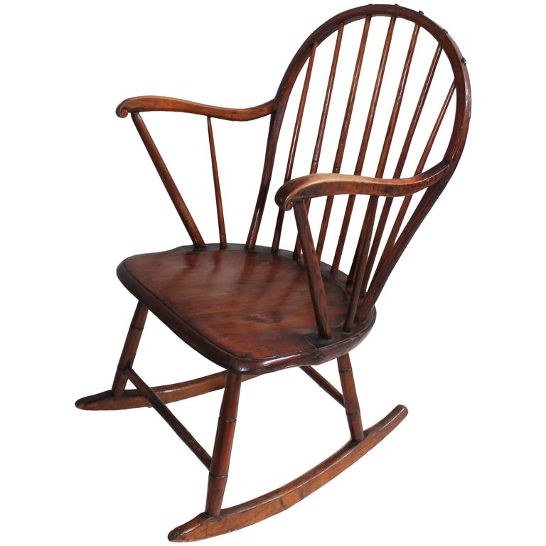 winsor rocking chair