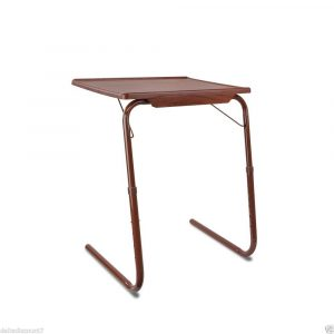 wood folding table and chair $