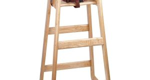 wooden high chair with tray stacking restaurant wooden pub height high chair unassembled